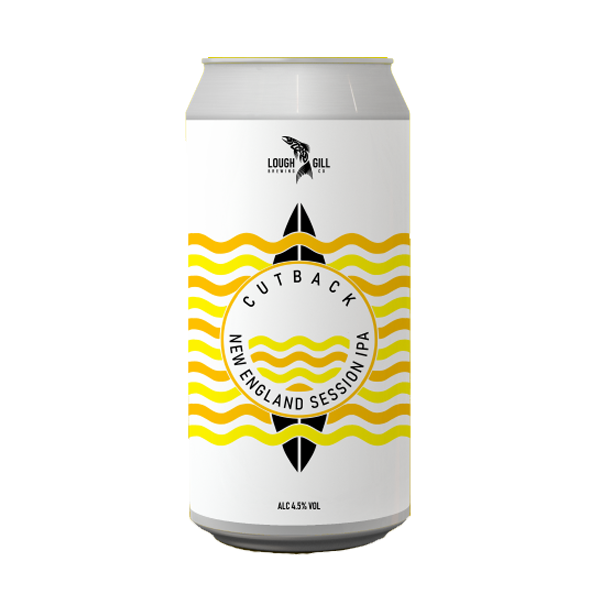 Lough Gill Brewing Cutback New England Session IPA (4590582267950)