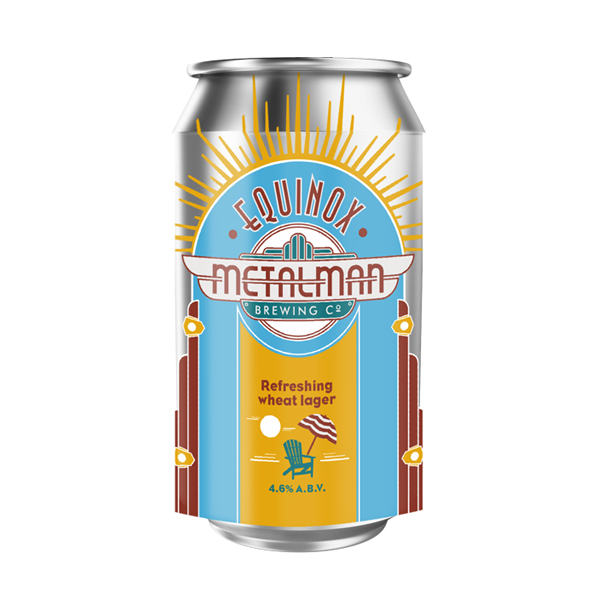 Metalman Equinox Refreshing Wheat Lager (4590363869230)