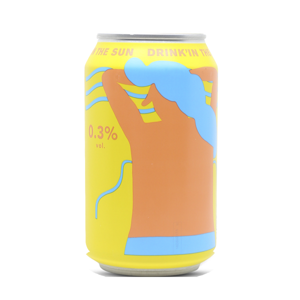 Mikkeller Drink'in In The Sun Alcohol Free American Wheat Ale (330ml / 0.3%) (4710023200814)