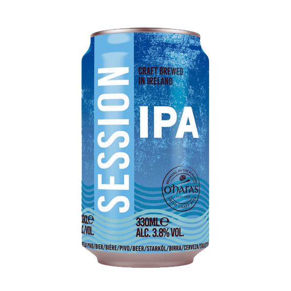 O Hara's Session IPA (330ml / 3.8%) (4605714038830)