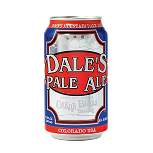 Oskar Blues Dales Pale Ale – American Pale Ale (355ml / 6.5%) (4605713874990)