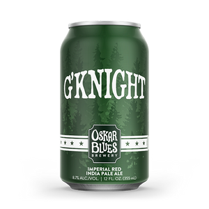 Oskar Blues G'Knight Imperial Red IPA (355ml / 8.7%) (4631270981678)