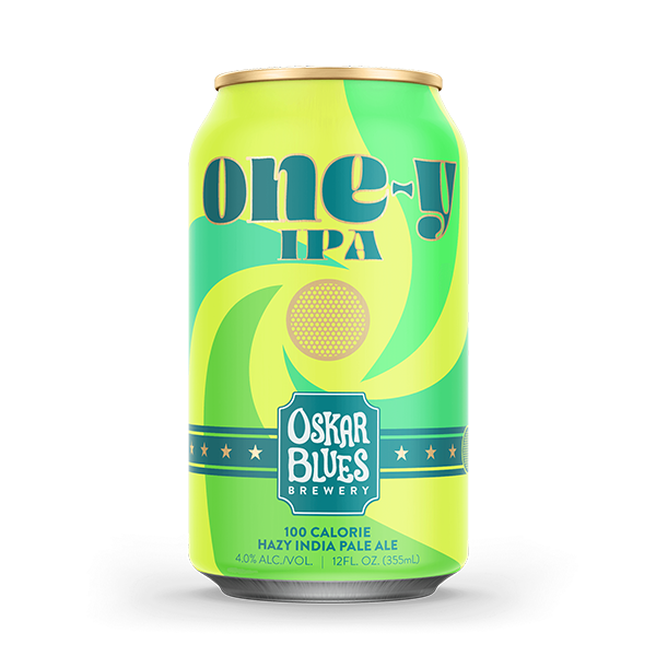 Oskar Blues One-y Hazy IPA (355ml / 4%) (4647598489646)