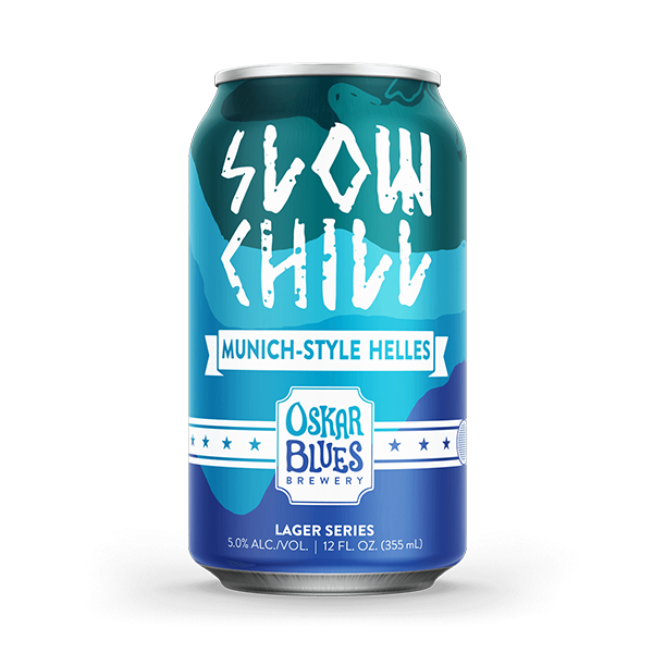 Oskar Blues Slow Chill Munich-Style Helles (355ml / 5%) (4645827706926)
