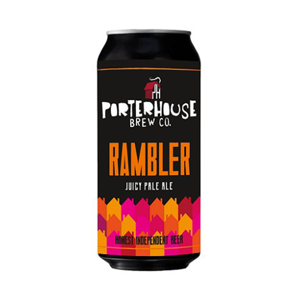 Porterhouse Brew Co Rambler Juicy Pale Ale (440ml / 4.6%) (4673482129454)