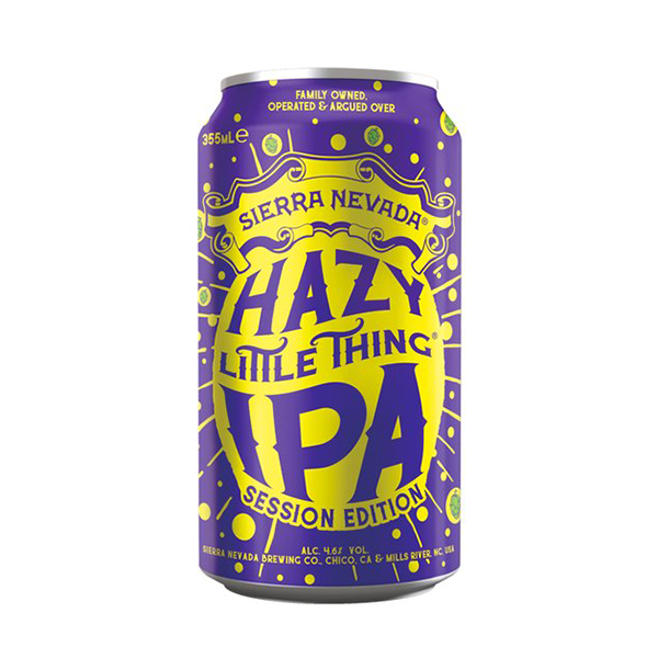 Sierra Nevada Hazy Little Thing IPA Session Edition (355ml / 4.6%) (4641200603182)