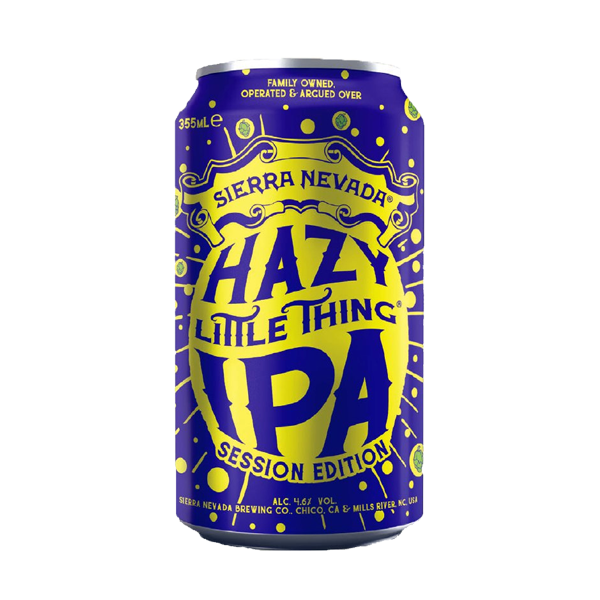 Sierra Nevada Hazy Little Thing Session Edition (355ml / 6.7%) (4587734958126)