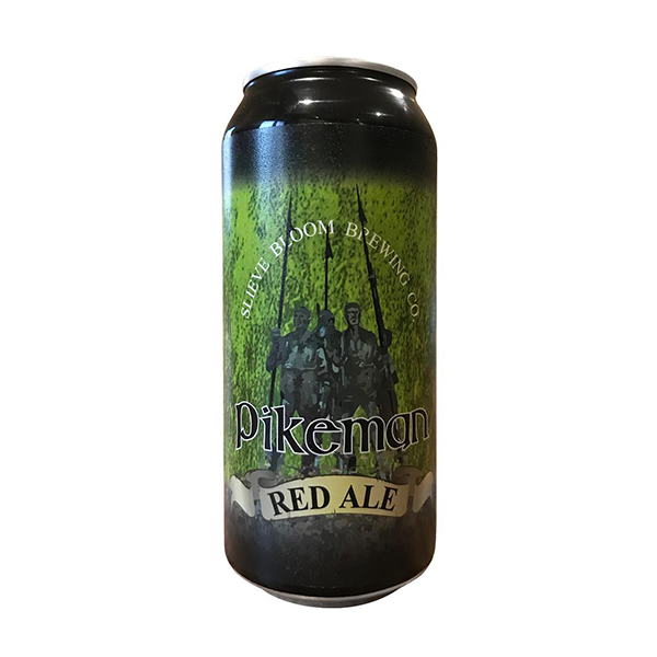 Slieve Bloom Pikeman Red Ale (440ml / 4.6%) (6554866548782)