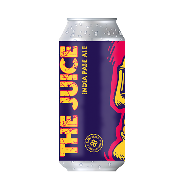 Stone Barrel Brewing The Juice DDH IPA (440ml / 6.0 %) (4715149557806)