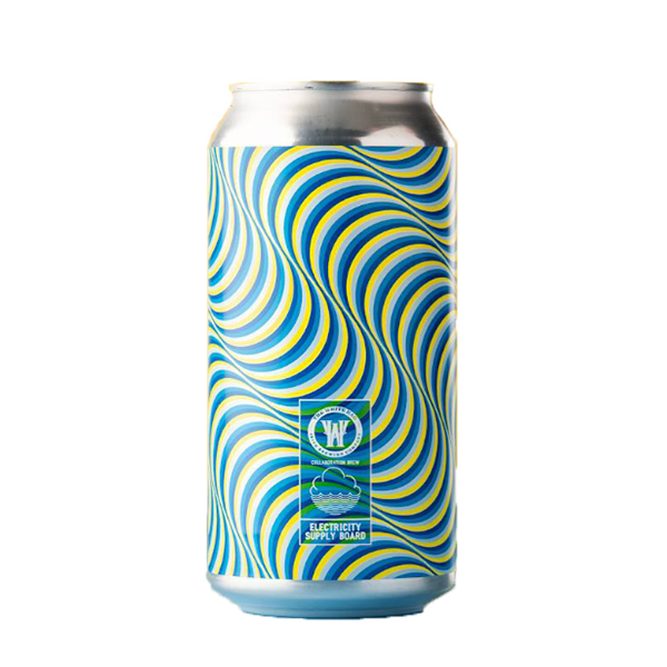 The White Hag & Cloudwater Brewing Co Electricity Supply Board Bitter Ale (440ml / 6%) (4685959331886)