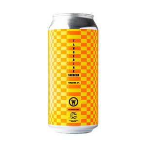 The White Hag Tangerine Shebeen Tangerine IPA (440ml / 5.7%) (6558065885230)
