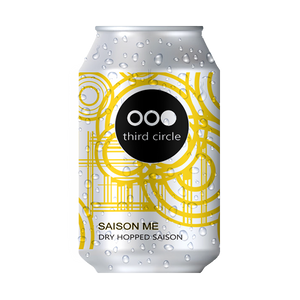 Third Circle Brewing Saison Me Dry Hopped Saison (330ml / 5.2%) (6550304063534)