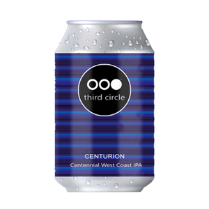 Third Circle Brewing Centurion Centennial West Coast IPA (330ml / 6%) (4663867179054)