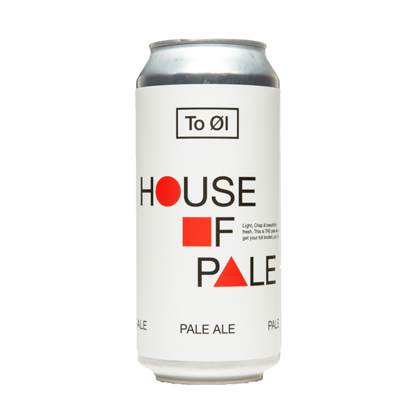 To Øl House Of Pale – Pale Ale (4589023035438)