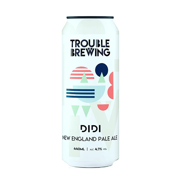 Trouble Brewing Didi New England Pale Ale (440ml / 4.7%) (4673281425454)
