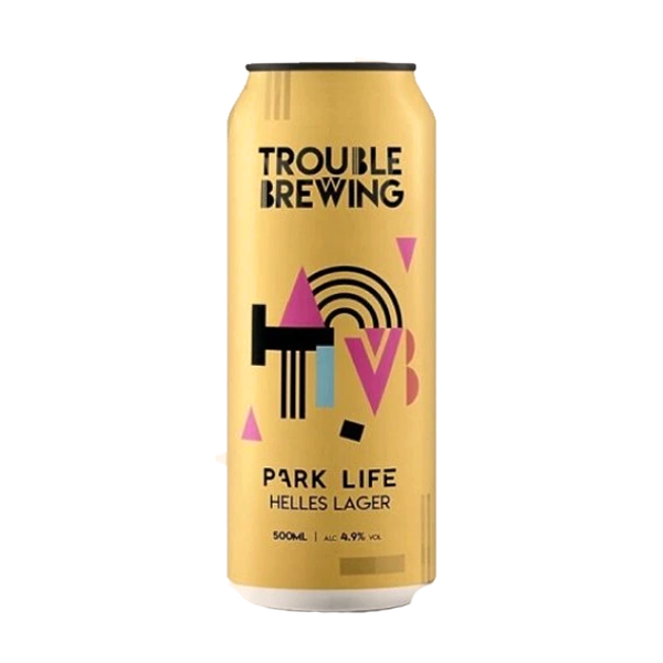 Trouble Brewing Parklife Helles Lager (4587209130030)