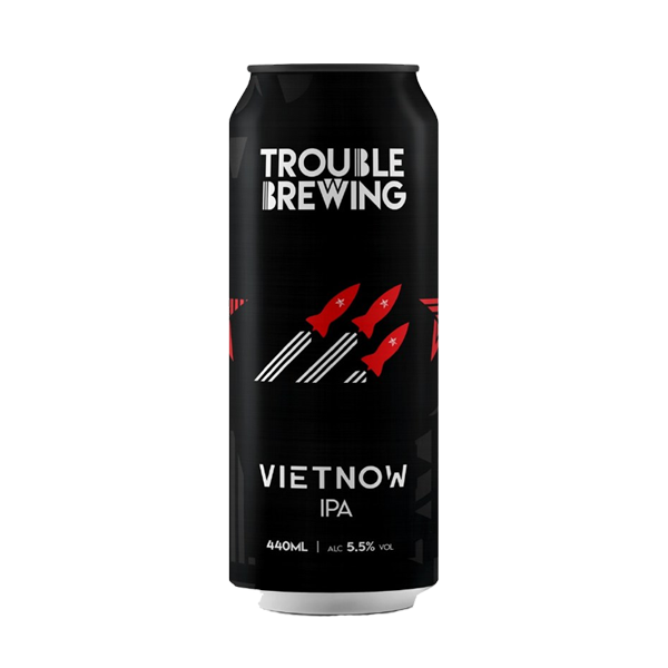 Trouble Brewing Vietnow IPA (4587207426094)