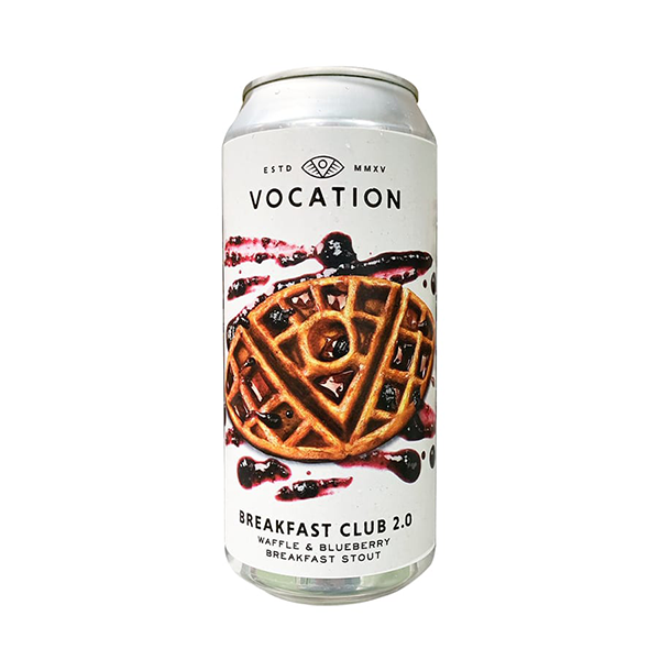 Vocation Breakfast 2.0 Waffle & Blueberry Breakfast Stout (440ml / 6.9%) (4695496687662)