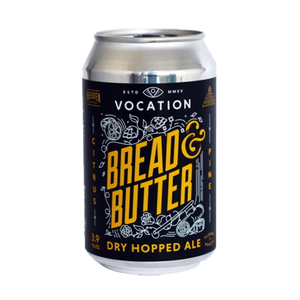 Vocation Bread & Butter Dry Hopped Ale (440ml / 3.90%) (4590912307246)