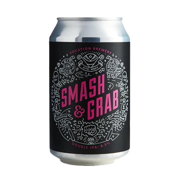 Vocation Smash & Grab Double IPA (330ml / 8.5%) (4590912176174)