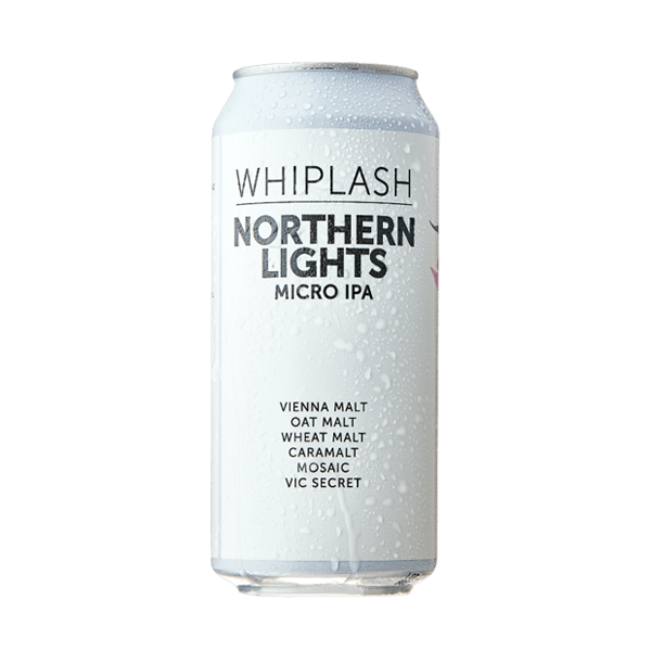 Whiplash Northern Lights Micro IPA (330ml / 2.8%) (4588771213358)