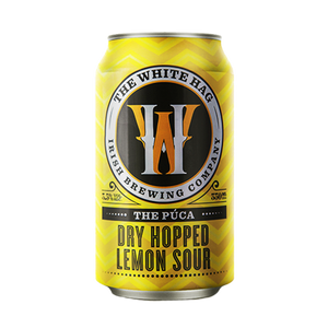 White Hag The Puca Dry Hopped Lemon Sour (330ml / 3.5%) (4587204313134)