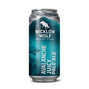 Wicklow Wolf Avalanche Juicy Pale Ale (440ml / 4%) (4704393101358)