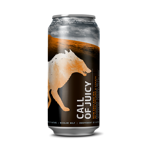 Wicklow Wolf Call Of Juicy New England IPA (440ml / 6.5%) (6537941188654)