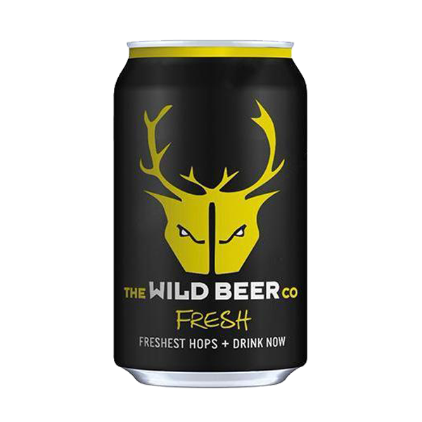 Wild Beer Fresh (330ml / 5.5%) (4590463123502)