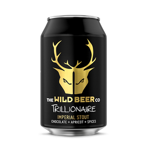 Wild Beer Trillionaire Imperial Stout – Chocolate + Apricot + Spices (330ml / 10.3%) (4675825565742)