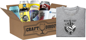15 Can Premium Craft Beer Gift Pack (4606435655726)