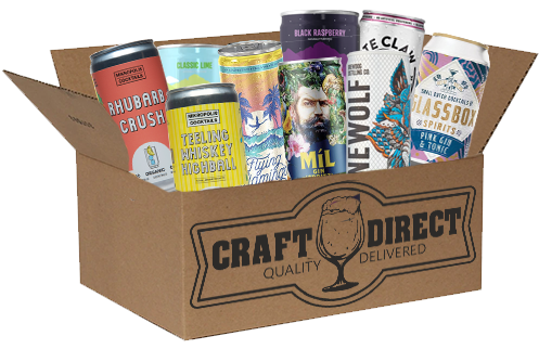 Copy of Around The World - 12 Can International Craft Beer Tasting Box (4653319946286)