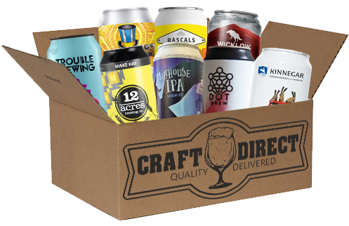 96 Can Craft Beer Selection (Mixed Can) (4606454300718)