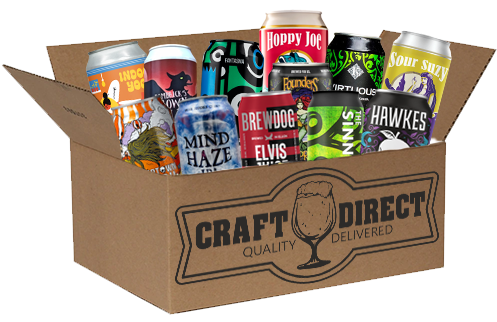 96 Can Craft Beer Selection (Small Can) (4606452662318)