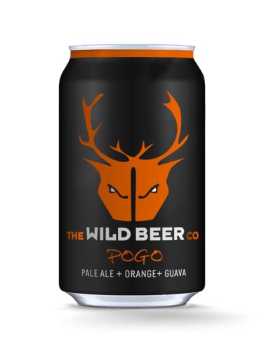 Wild Beer Pogo (330ml / 4.1%) (4590502903854)