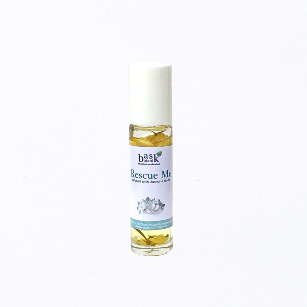 Rescue Me Essential Oil Roller (10mL) - Roots Collective PH