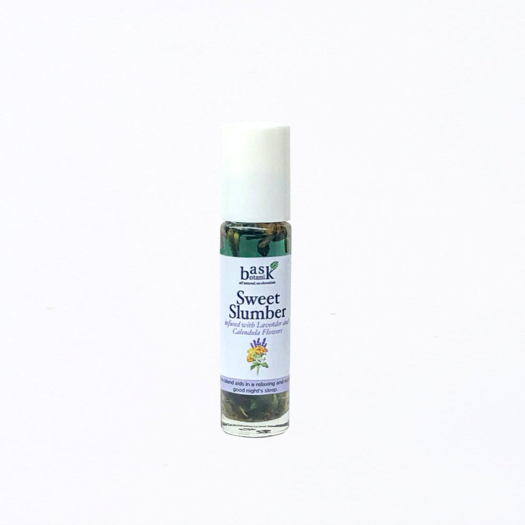 Sweet Slumber Essential Oil Roller (10mL) - Roots Collective PH