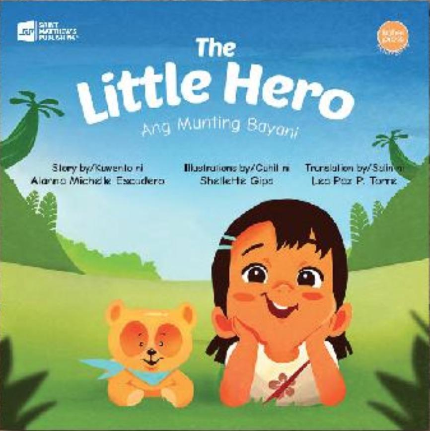 Kahel Press - Little Hero, The - Roots Collective PH