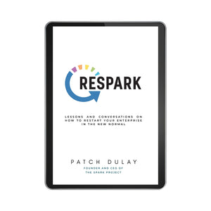 ReSpark: Lessons and Conversations on How to Restart Your Enterprise in the New Normal by Patch Dulay [Digital Edition]