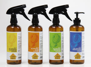 Happy Helpers All-Natural All-Purpose Cleaner - Roots Collective PH