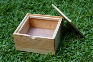 Antonio Wooden Gift Box - Roots Collective PH