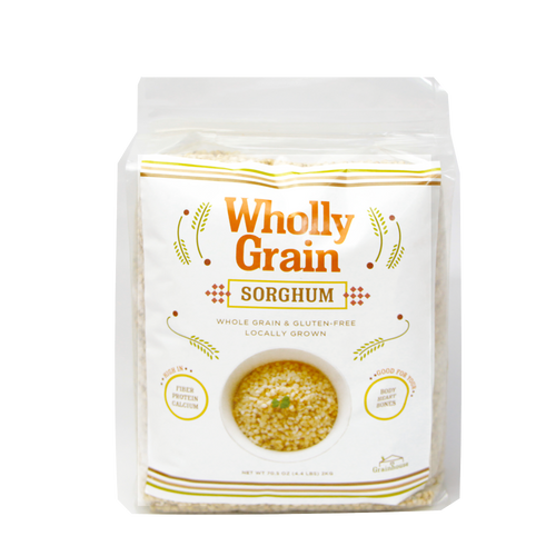 Wholly Grain Sorghum Whole Grains - Roots Collective PH