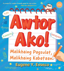 Awtor Ako! by Eugene Y. Evasco - Roots Collective PH