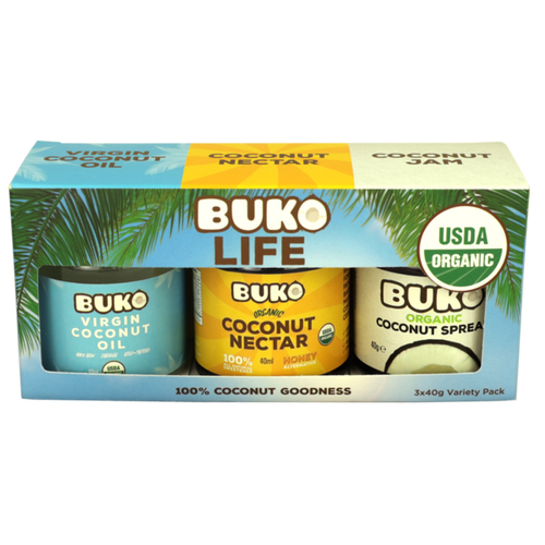 BUKO Life Variety Pack-Food & Drinks-BUKO Foods-Roots Collective PH