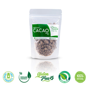 Cacao Nibs with Coconut Sugar - Roots Collective PH