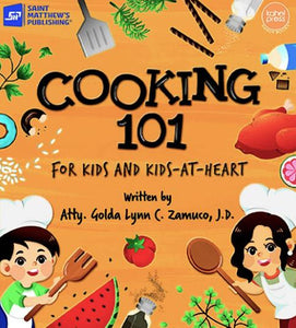 Cooking 101 by Atty. Golda Lynn C. Zamuco, J.D. - Roots Collective PH