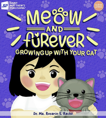 Kahel Press - Meow and Furever: Growing Up With Your Cat - Roots Collective PH