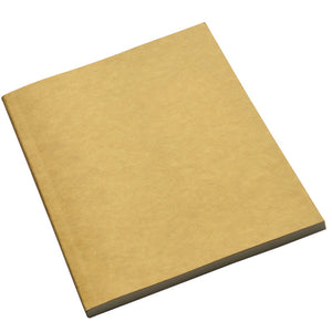 Kwaderno Notebook Refill in Kraft Paper (Medium)-Fashion Accessories-Jacinto & Lirio-Roots Collective PH