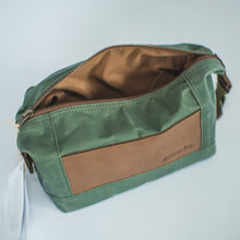 Load image into Gallery viewer, Theodore Waxed Canvas Dopp Kit - Roots Collective PH