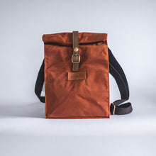 Load image into Gallery viewer, Colette Waxed Canvas Lunch Bag - Roots Collective PH